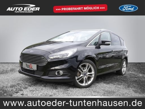 Ford S-MAX  2.0 EcoBlue Titanium StartStopp EURO 6d-TEMP