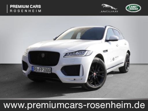 Jaguar F-Pace  Chequered Flag AHK/Schiebed./Keyless/LED
