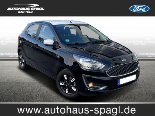 Ford Ka  1.2 Ti-VCT BlackWhite StartStopp Euro 6d-Temp