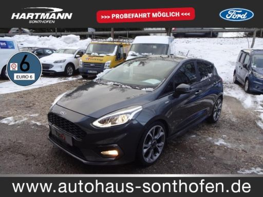Ford Fiesta  1.0 EcoBoost ST-Line 140 PS 5-trg.