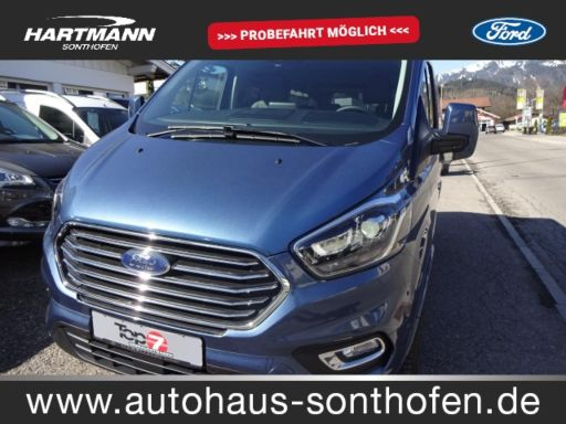 Ford Tourneo  Custom 2.0 TDCi 320 L1 Titanium X 8-Sitzer