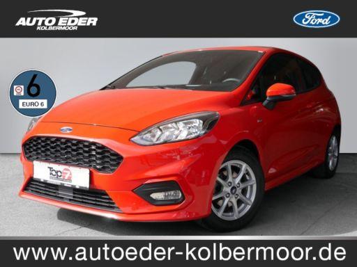 Ford Fiesta  1.0 EcoBoost ST-Line StartStopp