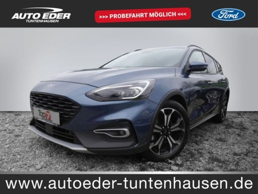 Ford Focus  1.5 EcoBoost Active EURO 6d-Temp