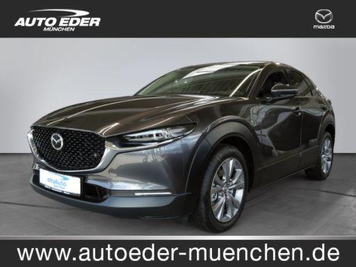 Mazda CX-30  2.0 SKYACTIV-G M Hybrid 150 DESIGN, LEDER