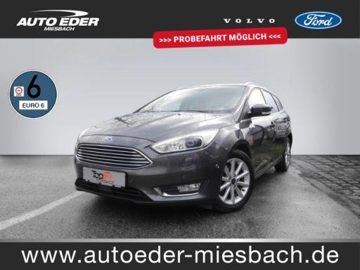 Ford Focus  Turnier Titanium 1.5l 110KW Automatic AHK