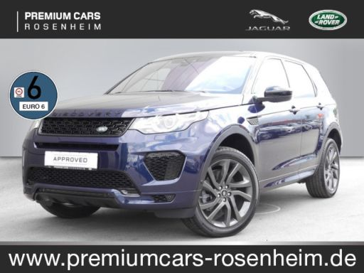 Land Rover Discovery  Sport 2.0 Si4 AWD HSE Luxury