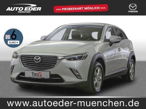 Mazda CX-3  2.0 SKYACTIV-G 120 Exclusive-Line Navi, Sitzh