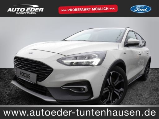 Ford Focus  1.5 EcoBoost Active SS EURO 6d-Temp