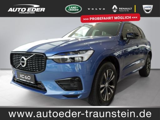 Volvo XC Modelle XC 60 T6 AWD Recharge Expression R-Design
