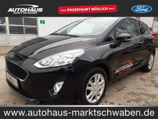 Ford Fiesta  1.1 CoolConnect EURO 6d-TEMP