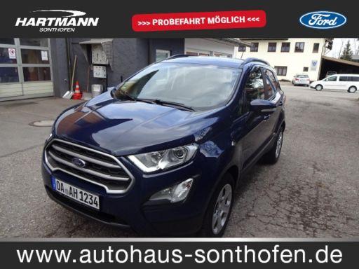 Ford EcoSport  1.0 EcoBoost Trend StartStopp EURO 6d-TEM