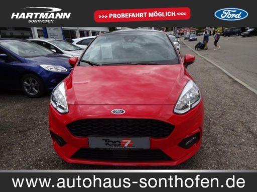 Ford Fiesta  1.1 ST-Line EURO 6d-TEMP, Panoramadach