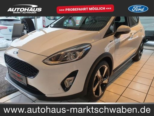 Ford Fiesta  1.0 EcoBoost Active SS EURO 6d-TEMP