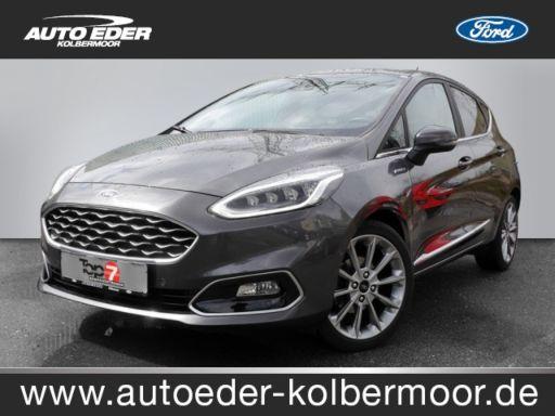 Ford Fiesta  1.0 EcoBoost Vignale StartStopp EURO 6d-Tem