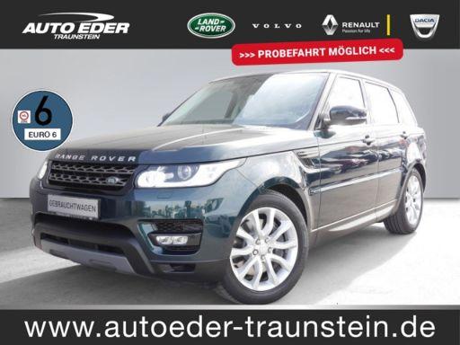Land Rover Range Rover  Sport SDV6  SE