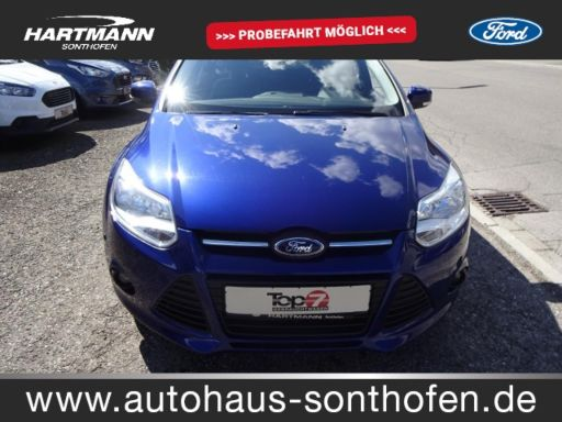 Ford Focus  1.0 EcoBoost SYNC Edition 125 PS
