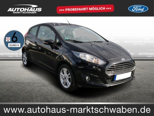 Ford Fiesta  1.25 SYNC Edition
