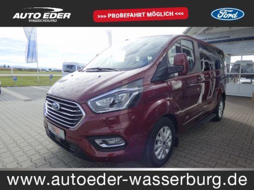 Ford Tourneo  Custom 1.0 EcoBoost PHEV L1  Hybrid