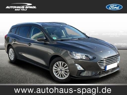 Ford Focus  1.0 EcoBoost Titanium StartStopp EURO 6d-TEM