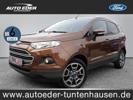 Ford EcoSport  1.5 Ti-VCT Trend EURO 6