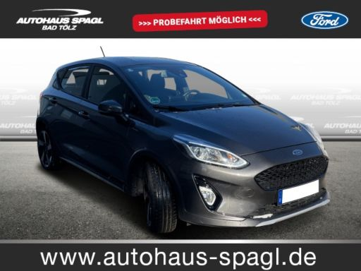Ford Fiesta  1.0 EcoBoost Active Colourl. SS EURO 6d-TEM