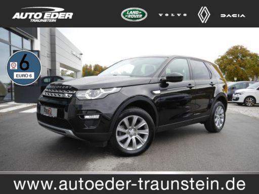 Land Rover Discovery  Sport 2.0 TD4 HSE StartStopp EURO 6