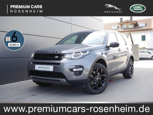 Land Rover Discovery  Sport 2.0 AWD HSE Panorama/Black-Pack