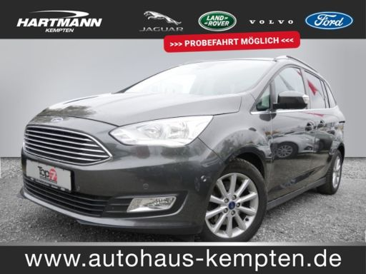 Ford Grand C-Max  1.5 EcoBoost Titanium StStopp EURO 6d-