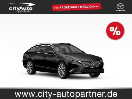 Mazda 6  Signature  2.5 Ltr. Skyactiv-G 194PS  194PS