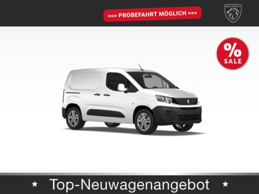 Peugeot Partner  1,5L BlueHDi 130 - 96 KW  130PS