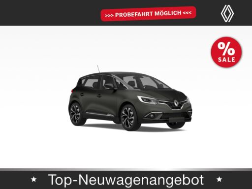 Renault Scénic  Limited Deluxe  TCE 160  160PS