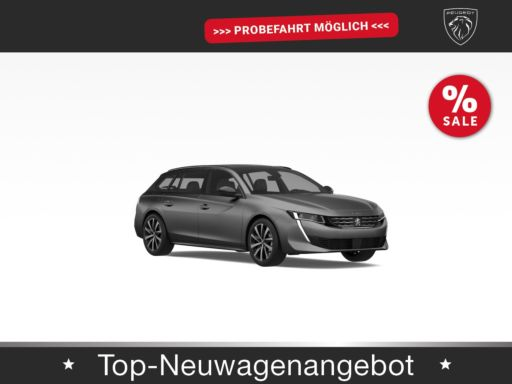 Peugeot 508  Allure  1,5L BlueHDi 130 S&S 96 KW  130PS