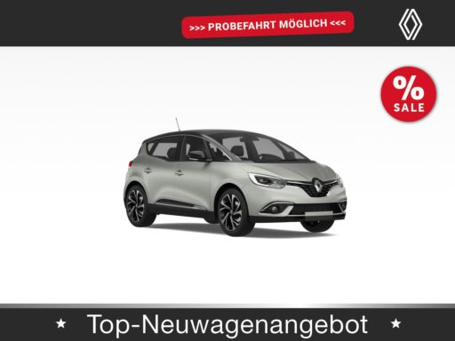 Renault Scénic  Bose Edition  TCE 160  160PS
