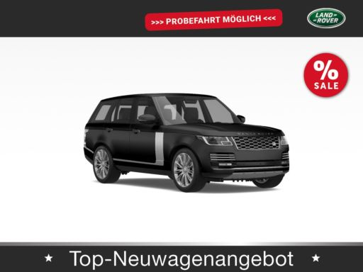 Land Rover Range Rover  Vogue  D340 4,4l 8-Zyl. 249kW(339PS)  339PS