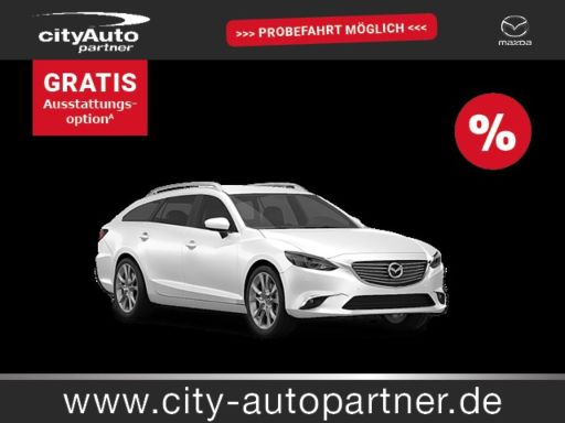 Mazda 6  Sports-Line  2.2 Ltr. Skyactiv-D 184PS  184PS