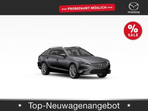 Mazda 6  Exclusive-Line  2.0 Ltr. Skyactiv-G 165PS  165PS