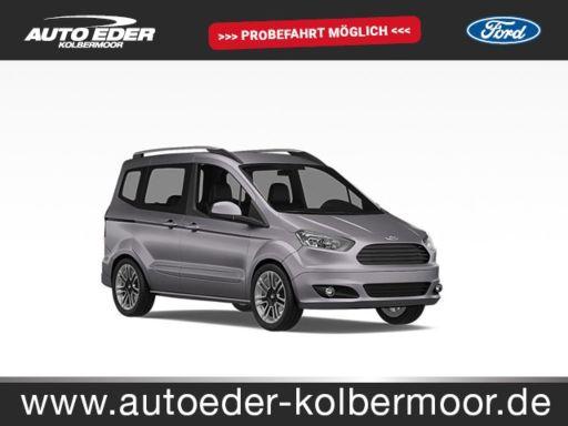 Ford Tourneo Courier  Titanium  1,5L TDCI 55kW/75PS  75PS