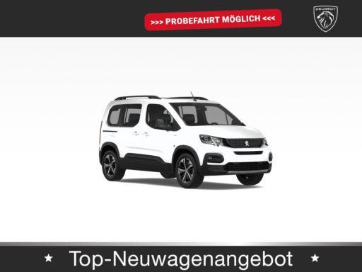 Peugeot Rifter  1,5L BlueHDi 130 S&S 96kW  130PS