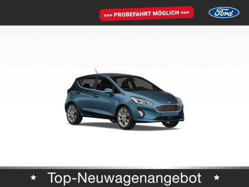 Ford Fiesta  Active X  1,0L EcoBoost Hybrid 92kW/125PS  125PS
