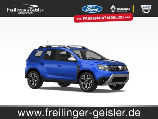 Dacia Duster  Essential  TCE 100 2WD  101PS