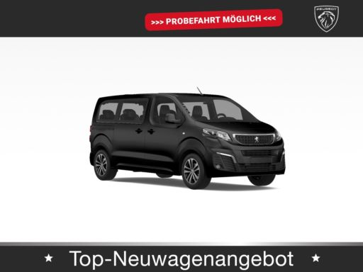 Peugeot Traveller  Business VIP  2,0L BlueHDi150 S&S 110KW  150PS