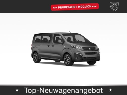 Peugeot Traveller  Allure  2,0L BlueHDi180 S&S 130KW  180PS
