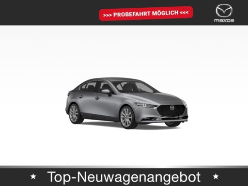 Mazda 3  SELECTION  SKYACTIV-G 2.0 M Hybrid  122PS