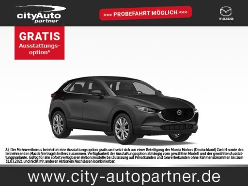 Mazda CX-30  Selection  Skyactiv-G M Hybrid  122PS