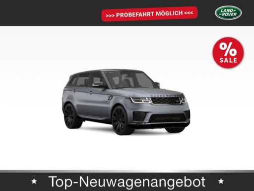 Land Rover Range Rover Sport  HSE Dynamic  D350 257kW/350PS  350PS