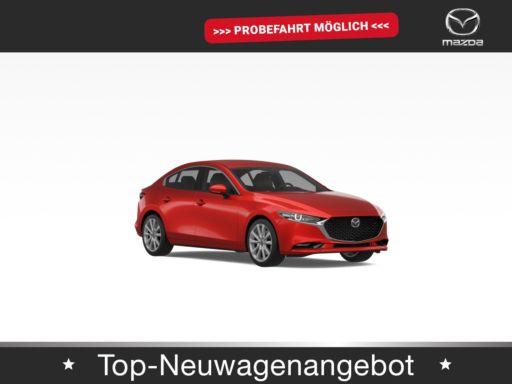 Mazda 3  SELECTION  SKYACTIV-G 2.0 150PS M Hy  150PS