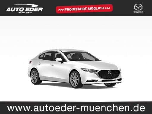 Mazda 3  SELECTION  SKYACTIV-X 2.0 M Hybrid  180PS