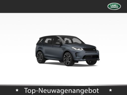 Land Rover Discovery Sport  R-Dynamic SE  P250 2,0l 4-Zyl. 183/249  249PS