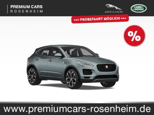 Jaguar E-Pace  R-Dynamic S  D180 2,0l 4-Zyl. 132/180  180PS