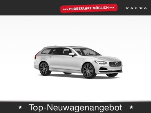 Volvo V90  R-Design  T4 FWD  190PS